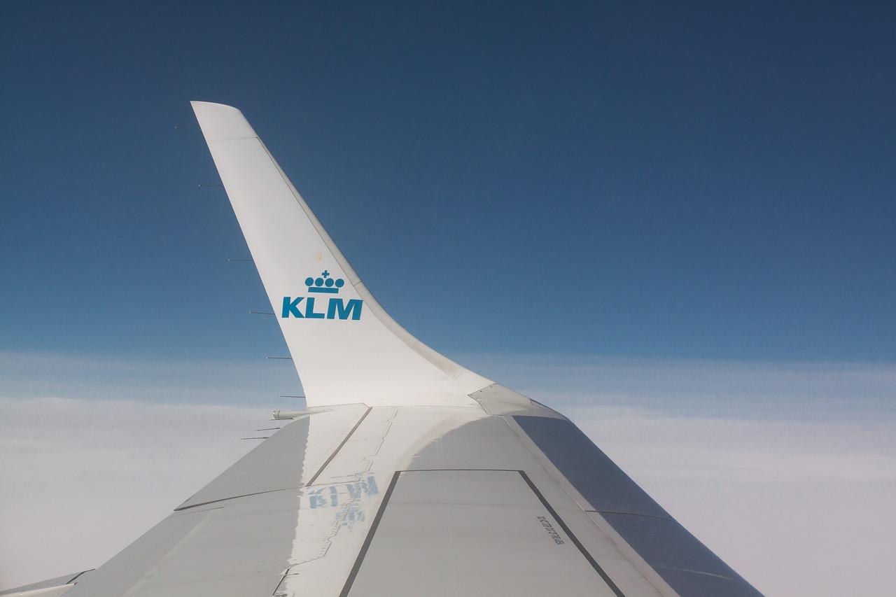 KLM Air France COVID